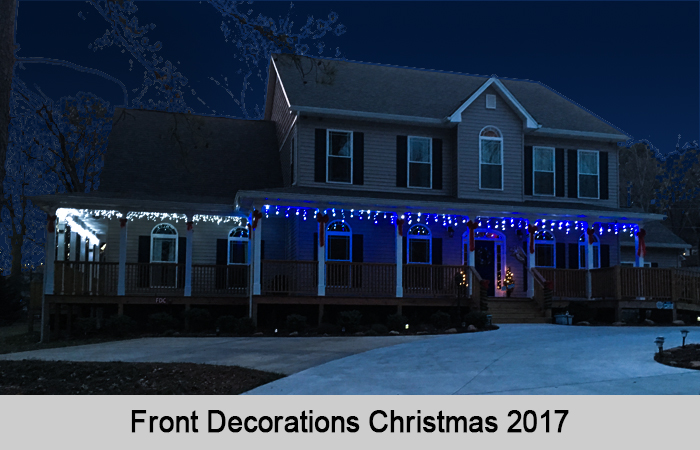 St Francis Cottage Christmas 2017
